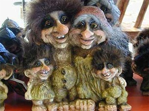 Trolls.   Click to see more souvenirs and gifts.